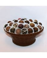 Edible Basket with Truffles