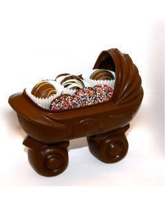 Baby Carriage filled with truffles