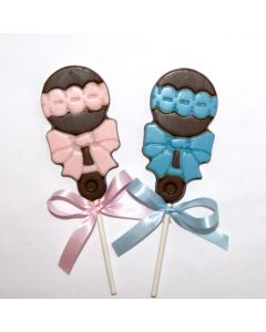 Baby Rattle Lolly