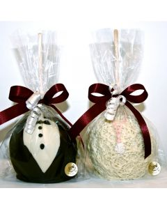 Famous Bride and Groom Apples