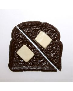 Chocolate Buttered Toast