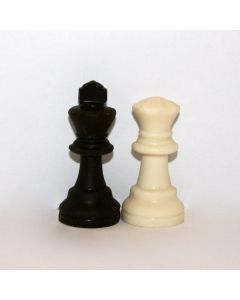 King & Queen Chess Pieces
