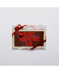 Happy Valentine's Day Calling Card