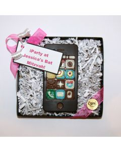 Mitzvah iParty Phone Favor