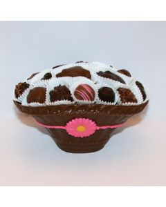 Decorative Edible Basket with Connoisseur Collection
