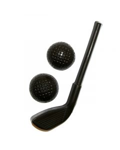 Putter and Balls