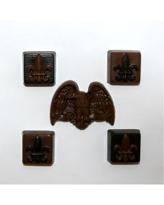 Scout Chocolate Favor