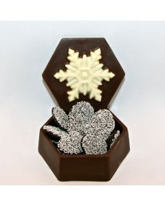 Snowflake Edible Box