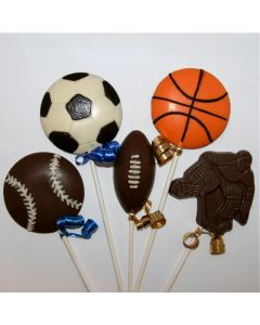 Sports lolly