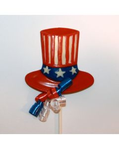 Uncle Sam hat lolly