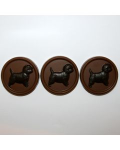 West Highland Terrier Discs