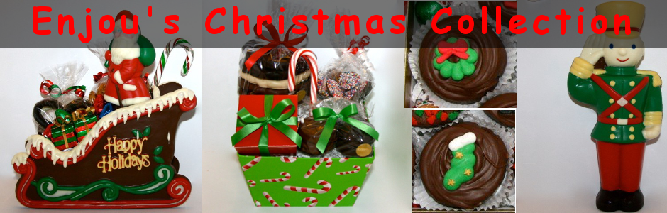 Enjou Christmas Chocolate Gifts