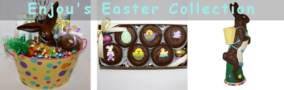 Enjou Easter Chocolate Gifts